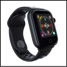 Смарт часы Senoix Z7- Чёрный   мониторинг сердечного ритма водонепроницаемый спортивный браслет