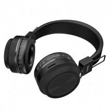 Bluetooth гарнитура-наушники Hoco W25 Черная (300435)