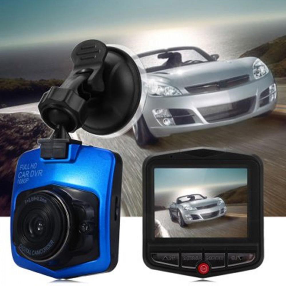 Автомобильный видеорегистратор GT300  съемка HD  экран в 2.4  Супер Цена!
