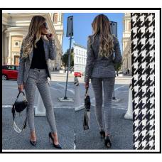 "Женский костюм с брюками ""Marsel""| Норма 42,44,46,48"