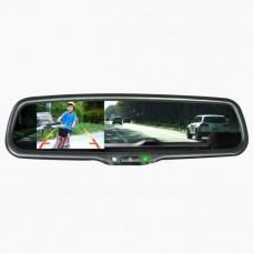 Штатное зеркало с монитором Prime-X 043/101
