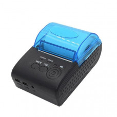 Термопринтер мобильный для чеков Спартак Mini ZJ-5805DD 58 мм Bluetooth (006901)