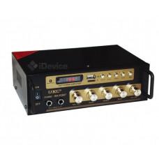 Усилитель звука двухканальный Bluetooth UKC SN 222 BT (008335)