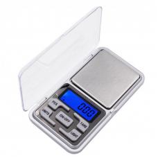 Карманные ювелирные электронные весы 2Life MH-100 Grey (n-85)