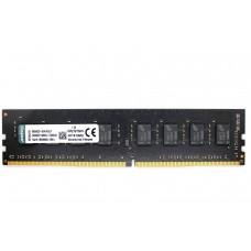 Оперативная память Kingston DDR4 2133 4096MB PC4-17000 (KVR21N15S8/4)