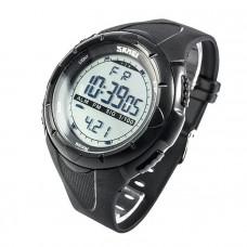 Часы наручные 1025 SKMEI, черные