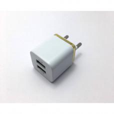 Зарядное 2 USB, 1A
