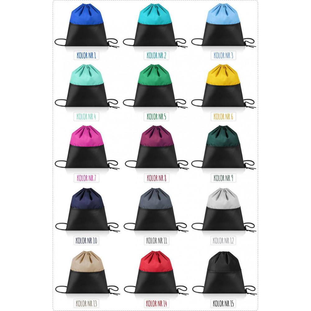 Рюкзак в городском стиле польского производства 3 цвета цвет бирюза
