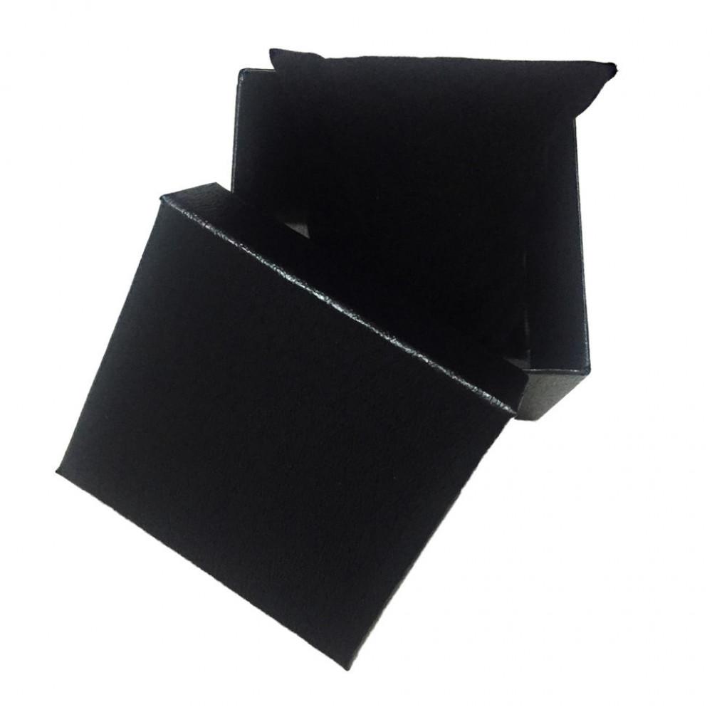 Подарочная коробка-шкатулка для часов красная и черная .