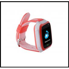 Детские Смарт часы UNITA с GPS  T100 оранжевые  с камерой!