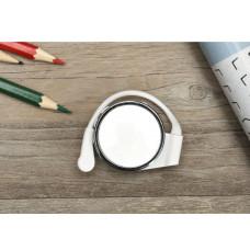 Стильный MP3 плеер с креплением на ухо белый