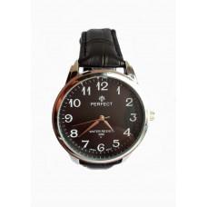 Часы кварцевые Perfect 401 Черный