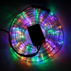 Наружная Герметичная LED гирлянда Light Technology Limited Дюралайт Duralight 10 метров 180 Ламп, 8 режимов Разноцветный