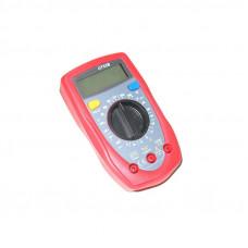 Мультиметр тестер цифровой HLV UT33B DT (008285)