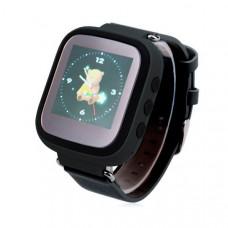 Детские часы с GPS Smart Baby Watch Q80 (Q60s) Черные (tdx0000278)