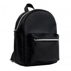 Женский рюкзак Sambag Брикс BSSP Черный (11414001leo)