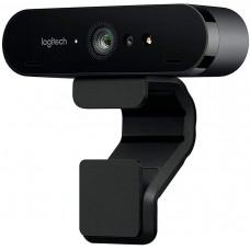Веб-камера Logitech BRIO Ultra HD