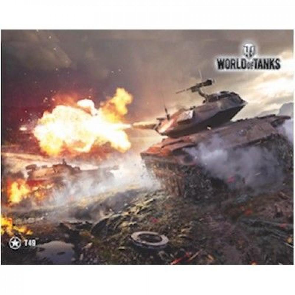 Коврик для мыши -  World of Tanks T49 PAD108 ( 250 Х 200 )