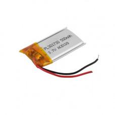 Аккумулятор Li-Ion 301730, 3.7V