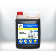 Противоморозная добавка в бетон Виртуоз 5 л (3156555)