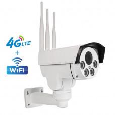 3G / 4G камера NC947G-EU (5MP, WiFi, PTZ)