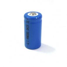 Аккумулятор MHZ 16340 Li-Ion 3.7V 5800 mAh (004827)
