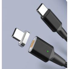 Кабель для зарядки MacBook TypeC - Type C 100W 1.8 м Черный (hub_XQEH10964)