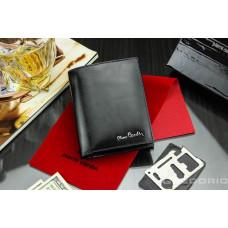 Кожаный мужской кошелек бренд  PIERRE CARDIN