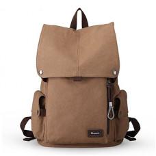 Городской рюкзак коричневый Muzee Retro  Coffee