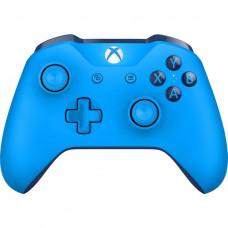 Беспроводной геймпад (джойстик) Xbox ( Голубой/Синий)
