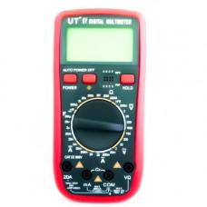 Тестер цифровой мультиметр UT 61 (008723)