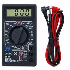 Мультиметр цифровой тестер Digital DT-832 (ST832)