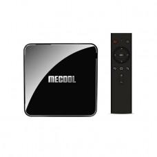 Смарт ТВ приставка MECOOL KM3 4/128Gb