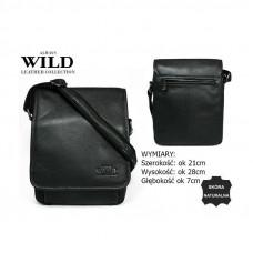 Мужская кожаная сумка 015-NDM