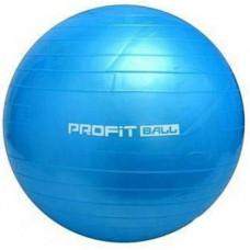 Фитбол мяч для фитнеса Profit 85 см усиленный 0384 Голубой (004815)