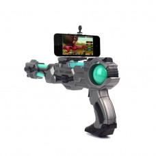 Пистолет виртуальной реальности StreetGo Beat Magnum Android iOS Серый (G101001253)