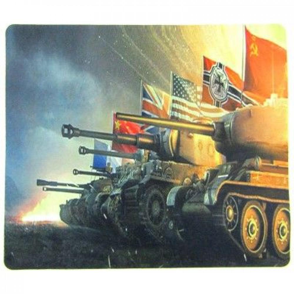 Коврик для мыши World of Tanks (250х290х2мм) №2