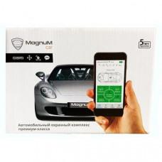 Автосигнализация Magnum Elite M 830 с GSM модулем