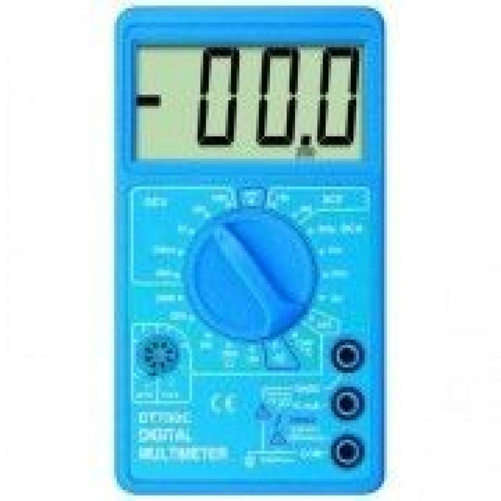 Мультиметр (тестер) цифровой DT-700C