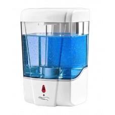 Настенный сенсорный диспенсер для жидкого мыла Pleko 600 мл (VST410)