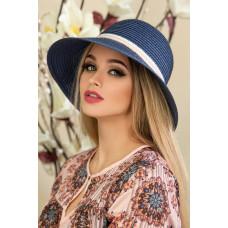 Шляпа «Тэсса» (синий) Braxton
