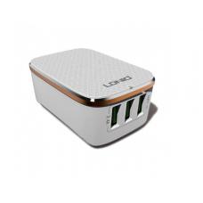 Сетевое зарядное устройство LDNIO A3304 Rapid Charge 3USB 3.4A (111814)