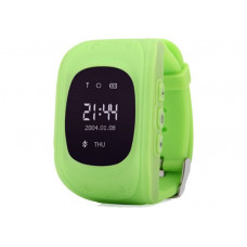 Смарт-часы Smart Baby Q50 Салатовые (nri-2204)