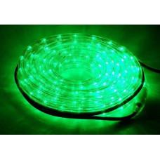Дюрлайт светодиодная гирлянда шланг 180 Led 10 м Зеленый (m10m240lz)