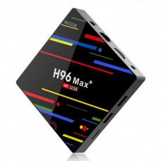 Смарт ТВ-приставка H96 Max+ (4 Gb RAM / 32 Gb Flash)
