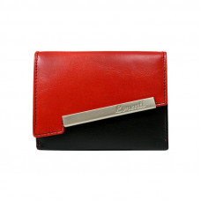Кожаный кошелек Lorenti LT-05-BCF