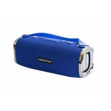 Портативная акустическая Bluetooth колонка Hopestar H24 Blue