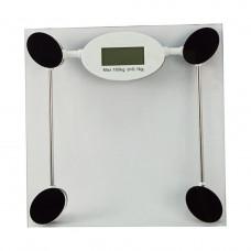 Весы напольные Supretto Прозрачный (C108)