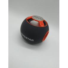 Мини динамик HOPESTAR H46 /MP3/ bluetooth/SD/FM Черный с оранжевым (200473)