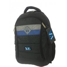 Рюкзак школьный VA R-77-144 Черный (010082)